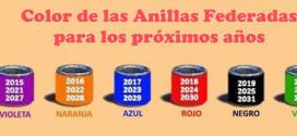 PETICIÓN DE ANILLAS – Convocatoria Especial