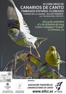 Concurso de Canarios de Canto Floreado